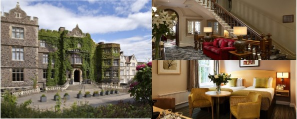 The 4* Abbey Hotel in Great Malvern