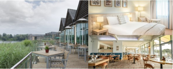 The De Vere Cotswold Water Park Hotel