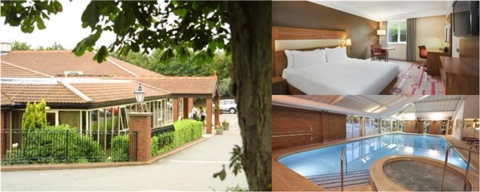 Doubletree by Hilton Newbury Hotel