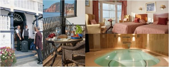 Royal York & Faulkner Hotel Sidmouth