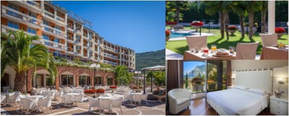 Hotel Savoy Palace, Riva Del Garda