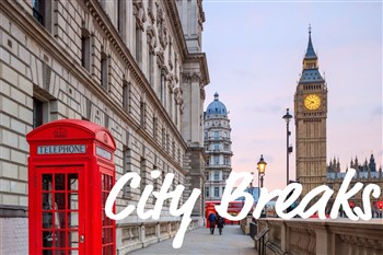 Super value hassle-free UK city breaks by coach