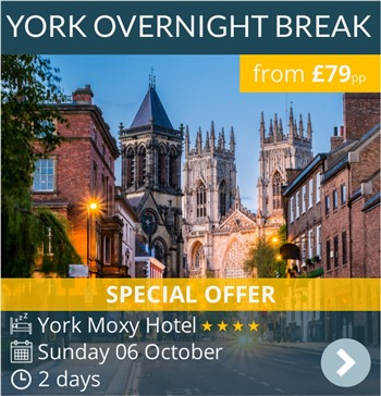 An Overnight Break in York