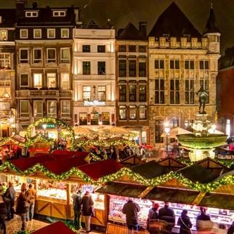 Aachen & Maastricht Christmas Markets