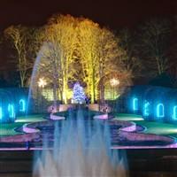 Alnwick Garden Lights & Beamish