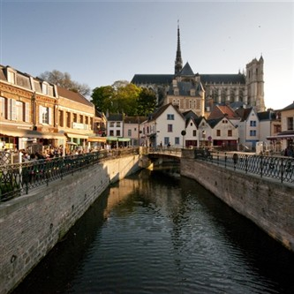 Amiens, Rouen & The Normandy Coast