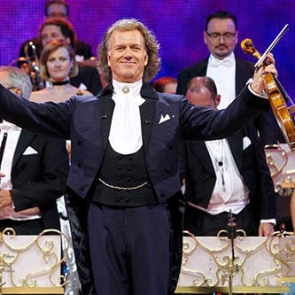 Andre Rieu - Liverpool M&S Bank Arena