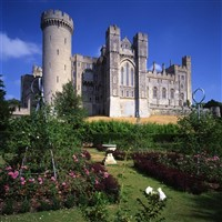 Highlights of Brighton & Arundel Castle