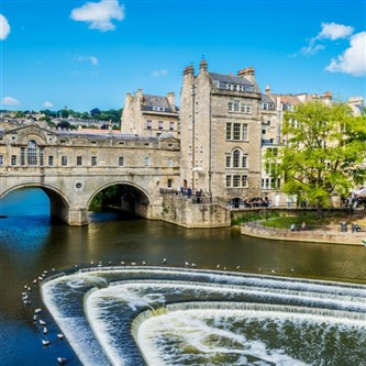 Bath City Break