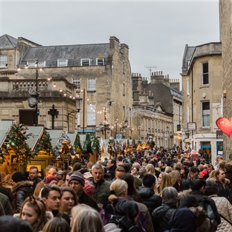 Bristol, Bath & Cirencester Christmas Markets