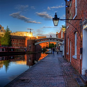 Birmingham, Black Country & Dudley Canal