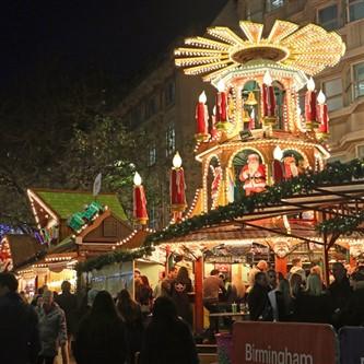Ludlow Christmas Fayre & Birmingham Xmas Market