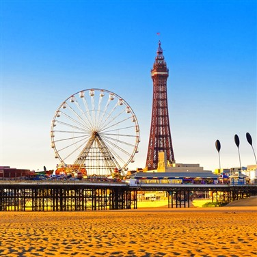 Blackpool, Morecambe & Southport