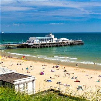 Bournemouth Luxury Break (Hilton Bournemouth)