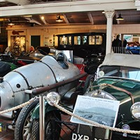 Brooklands Museum & Donington Collection
