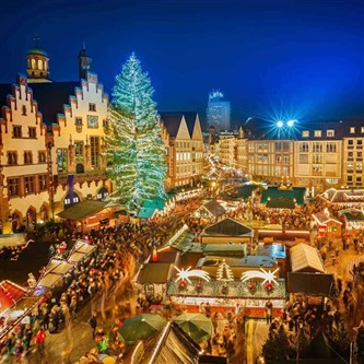 Ostend & Brugge Christmas Markets