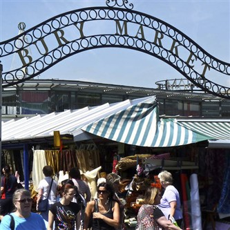Bury Market Day Excursion