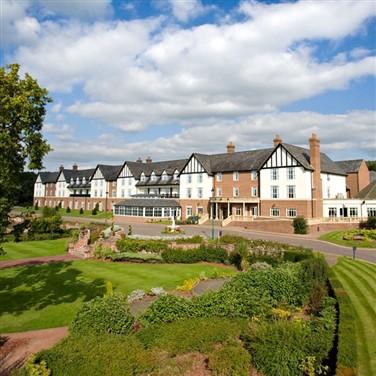 Carden Park Cheshire Luxury Break