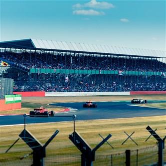2021 British Formula 1 Grand Prix