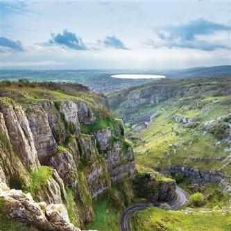Wells, Bath & The Cheddar Gorge