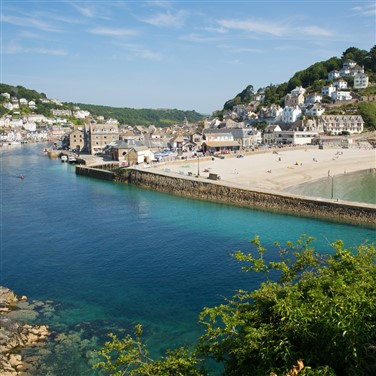 Looe & The Cornish Coast