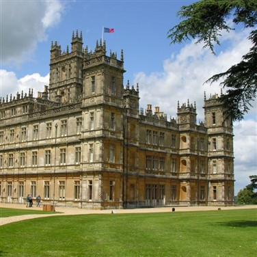 Downton Abbey & Royal Windsor