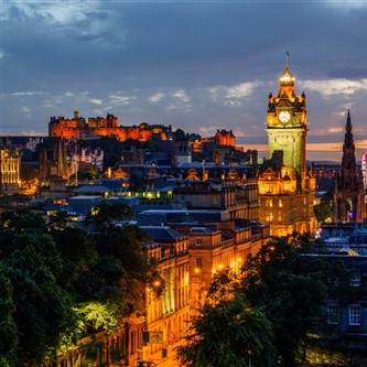 Scottish Borders & Edinburgh