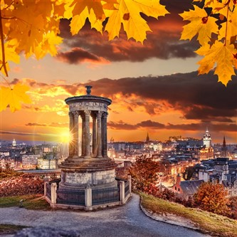Edinburgh Weekend Break (Hilton Edinburgh Carlton)