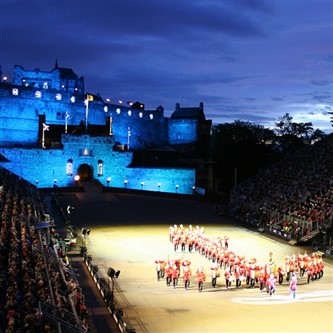 Edinburgh Tattoo & Loch Lomond