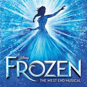 Frozen The Musical at London's West End