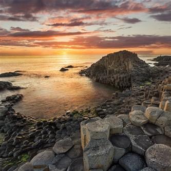Belfast & The Antrim Coast - Inclusive Drinks