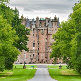 Highland Castles & Safari
