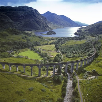 Fort William, Loch Ness & The West Highland Line