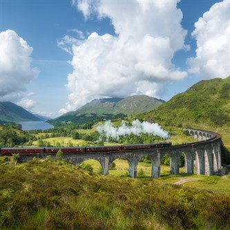 Scenic Scotland by Rail
