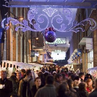 Gloucester Quays Christmas Market