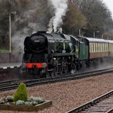 Great Central Railway & Rutland Water