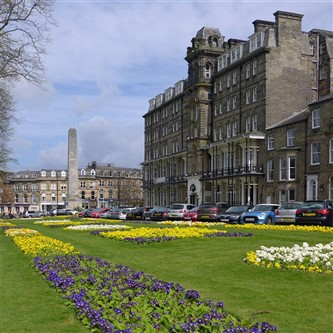 Harrogate & York (Crowne Plaza Hotel)