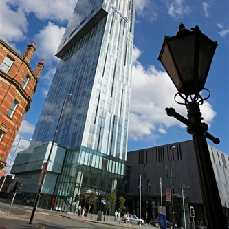 Manchester Luxury Break (Hilton Deansgate Hotel)