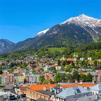 St Anton & The Tyrolean Alps