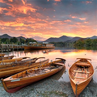 The Magical Lake District