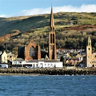 Largs & The Ayrshire Coast