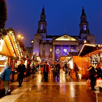 Harrogate & Leeds Christmas Market