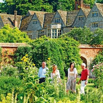 Stunning Littlecote House in Berkshire