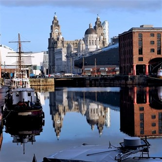 Liverpool Day Excursion