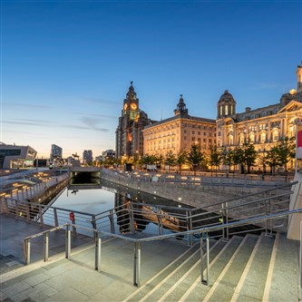 Liverpool City Break (Crowne Plaza John Lennon)