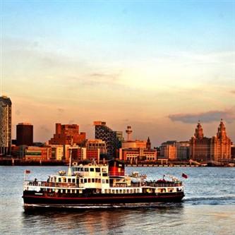 Liverpool Summer Evening Cruise
