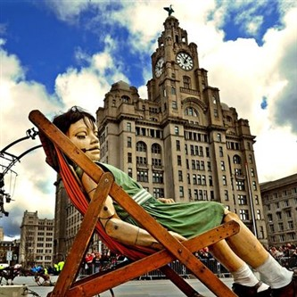 Liverpool Urban Giants Festival