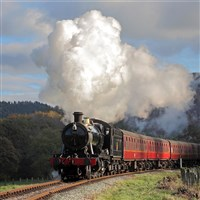 Llangollen Canal & Steam Day Excursion