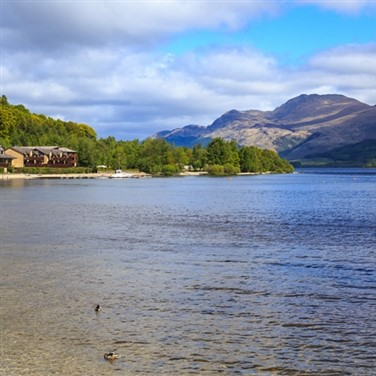 Loch Lomond, Trossachs & Edinburgh