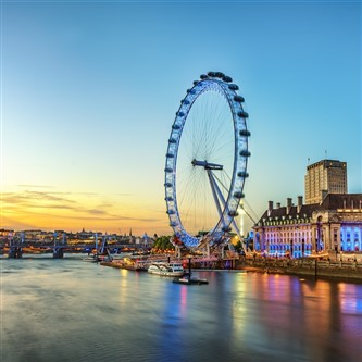 London City Break (Hilton Doubletree Hyde Park)